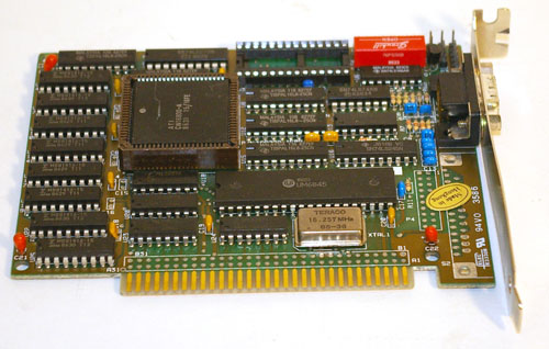 ATI ISA video card