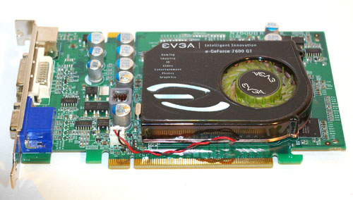 PCI express video card