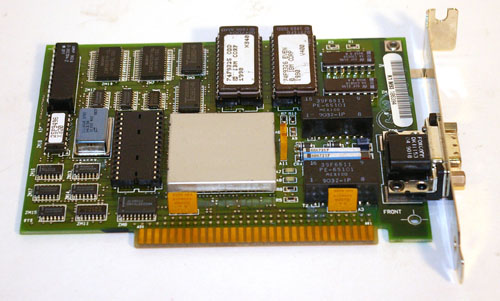 IBM CGA ISA Video Card